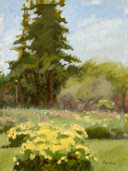 San Jose Rose Garden