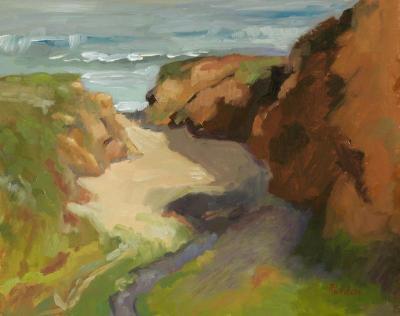 Garapatta Creek, Carmel
